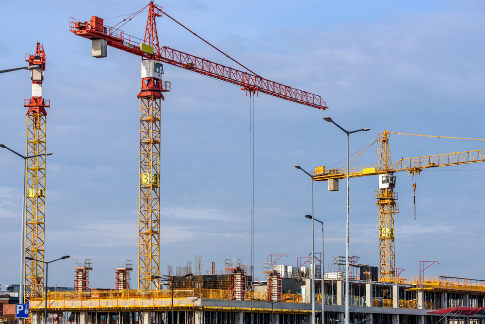Construction Company - Modern Construction Companies in